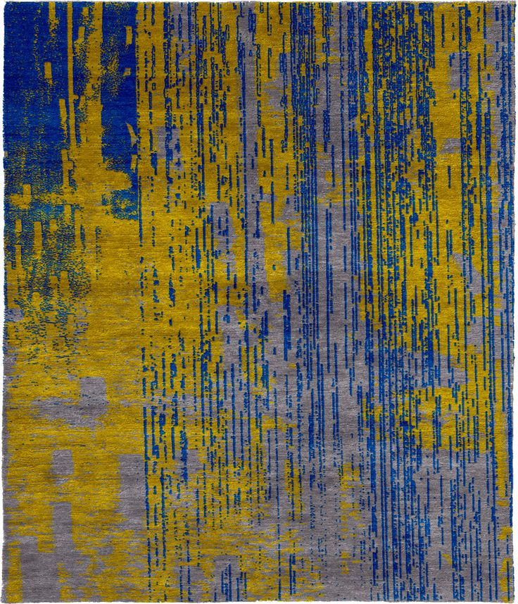 Capella Hand Knotted Tibetan Rug from the Tibetan Rugs 1 collection at Modern Area Rugs