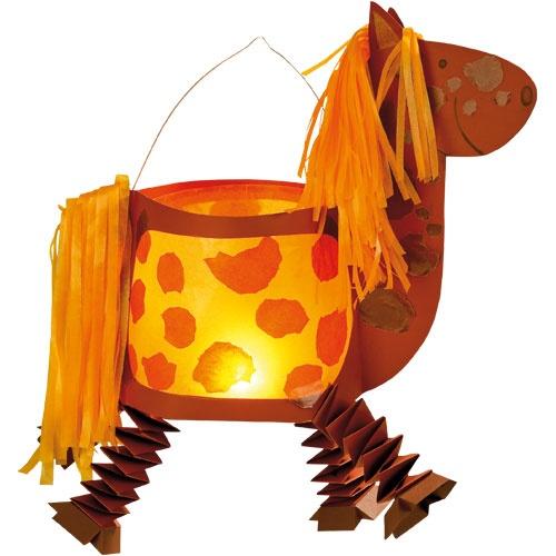 JAKO-O #Laternen Pferde, 2 Stück