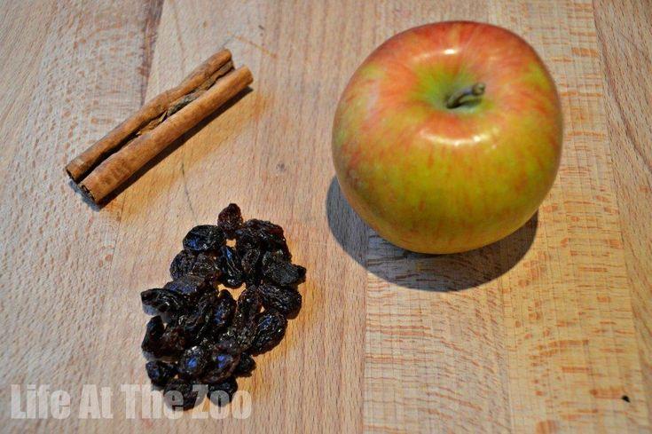 ... super simple food ideas zoos forward super simple baked apple recipe