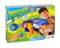 Nerf Koosh Galaxy Galactagon Ball Launcher Defend the galaxy with this Galactagon from Koosh!  Pull to launch and then push to reload.