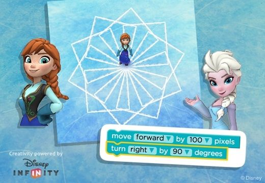 Hour of Code: December 8-14 Learn to Code with Anna And Elsa! Learn | Code.org #computerscience