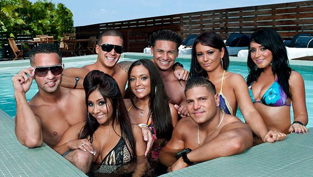 'Jersey Shore' Cast Officially Filming Reunion Show: Get Ready To 'Gym, Tan & Laundry' Again https://tmbw.news/jersey-shore-cast-officially-filming-reunion-show-get-ready-to-gym-tan-laundry-again  Prepare yourself for more GTL, smushing, and fist pumping, because 'Jersey Shore' seems to be making a comeback! Eyewitnesses spotted the cast filming a reunion at Point Pleasant Beach on June 16.The Jersey Shore cast is officially DTF — down to FILM, that is! The squad was spotted eating and…