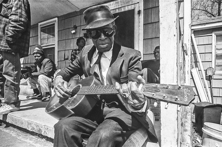 Tim Duffy spent 20 years amassing photographs of blues and roots musicians. See his photos and stories with @pbsnewshour.