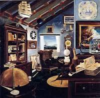 Resultado de imagen de lugris habitación do vello mariñeiro