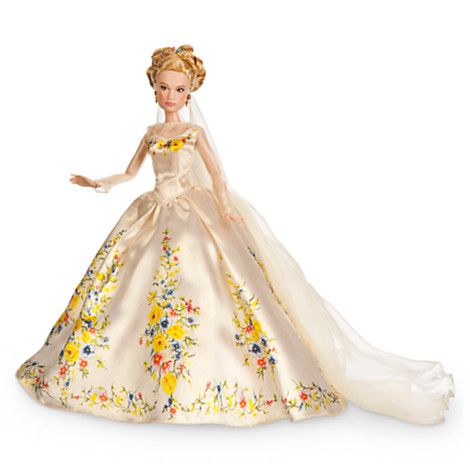 Cinderella and The Prince Disney Film Collection Doll Set - Live Action Film 015 $69.95