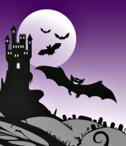 BOO! Come and get your spooky quotes, your scary poems, your Halloween scrapbooking and craft inspiration!  Awesome scary wording! Creepy gifts...