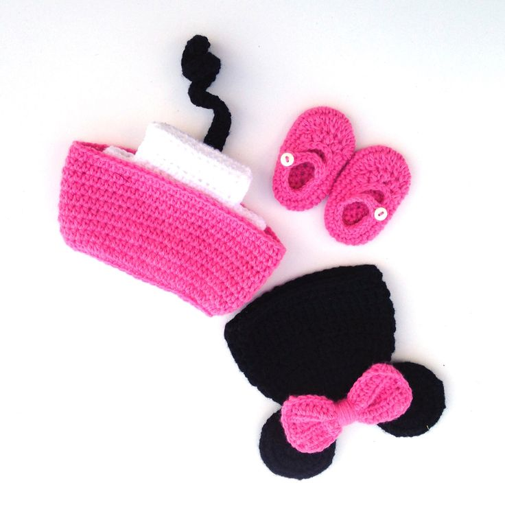 Baby Minnie Mouse Costume, Newborn Photo Prop, Newborn Minnie Mouse by MamoTreasures on Etsy https://www.etsy.com/listing/176726575/baby-minnie-mouse-costume-newborn-photo