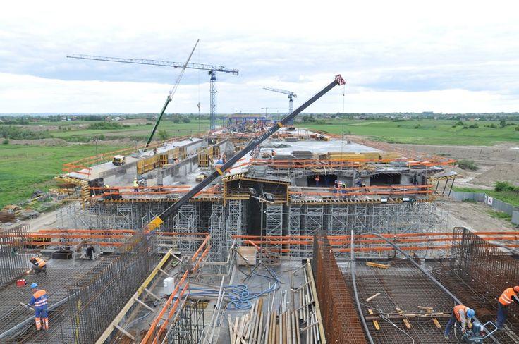 Țările din Europa Centrală şi de Est au nevoie de 615 de miliarde de Euro pentru infrastructură