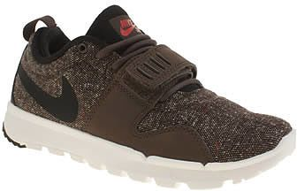 Womens dark brown nike skateboarding brown trainerendor trainers from Schuh - £65 at ClothingByColour.com
