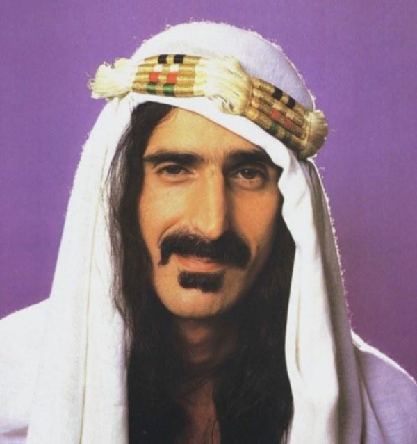 Frank Zappa alias Sheik Yerbouti