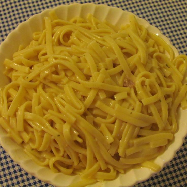 I recently visited Ohio Amish Country and most all the restaurants offered noodles on their menu or buffet. They were delicious, so after returning home I tried to replicate them. These noodles were close to what I had there. Hope you like them. If you don't have chicken base on hand, you can substitute the seasoning that comes with Ramen noodles.