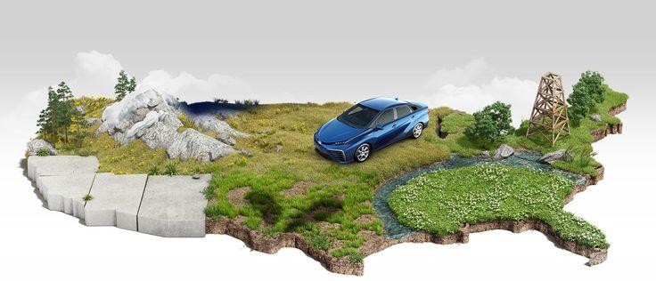Toyota Mirai – The Turning Point