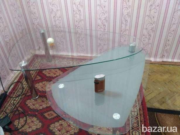 Продам стол стеклянный. Киев - изображение 2