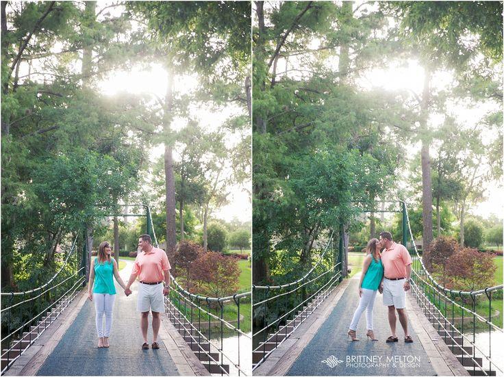 CHRISTINE&HUNTER Houston Engagements Lakeside Country Club #BrittneyMeltonPhotography