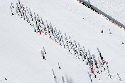 What Cross-Country Skiing Reveals About the Human Condition