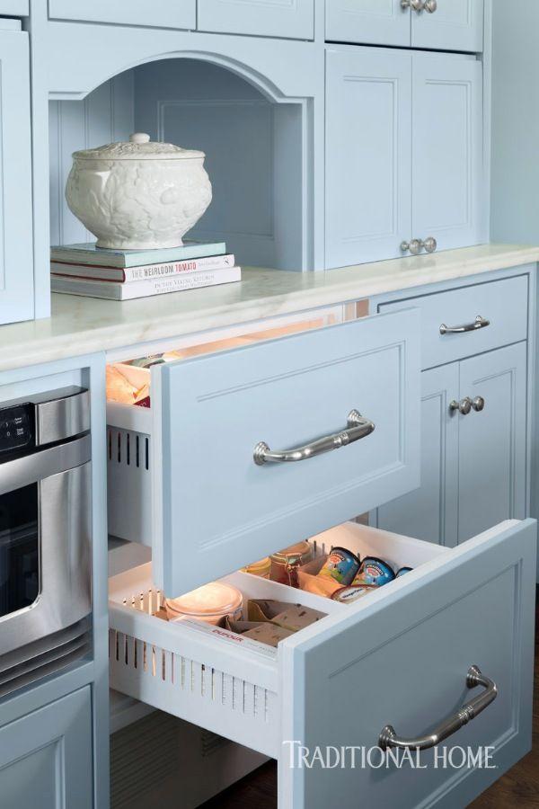889 best kitchen ~ storage solutions images on pinterest   kitchen