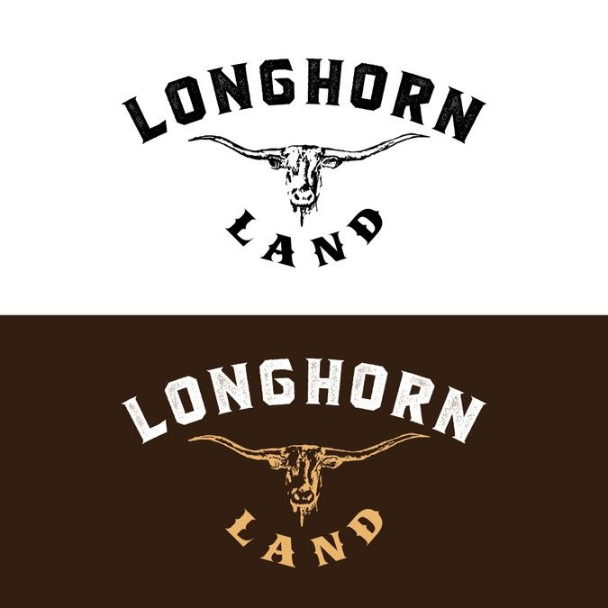 Create a Texas-proud logo for Longhorn Land by AndyS77