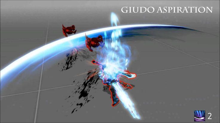 Kritika Online - Demon Blade Skill