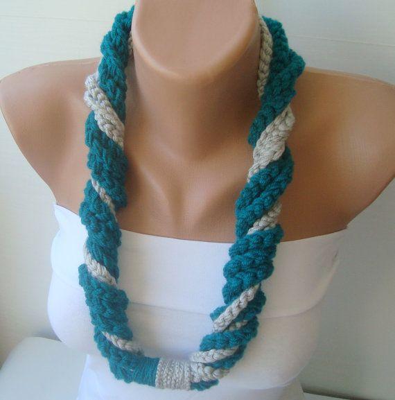 infinity scarf | crochet pattern