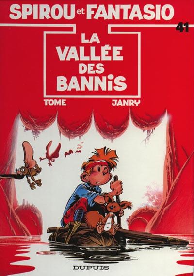 Un de mes albums préférés! Tome et Janry ont été les meilleurs auteurs après Franquin