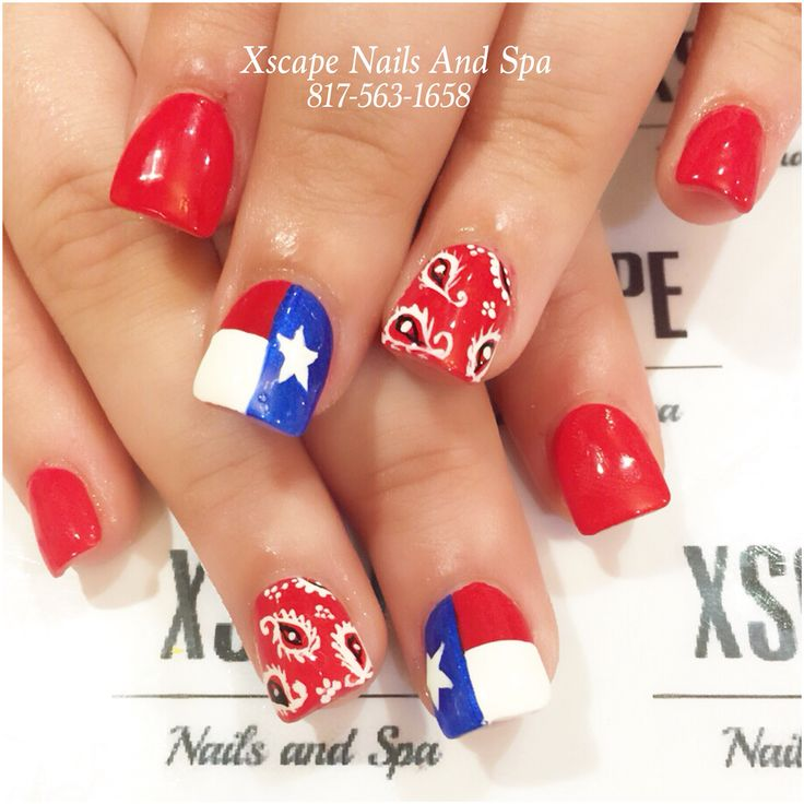 17 Best Ideas About Nail Salon Games On Pinterest: 17 Best Ideas About Texas Nails On Pinterest