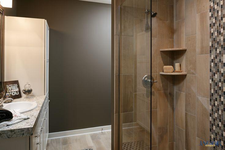 Bathroom Remodeling Evansville In ozark craftsman c1 floor plan - owner's bath - enclave at eagle