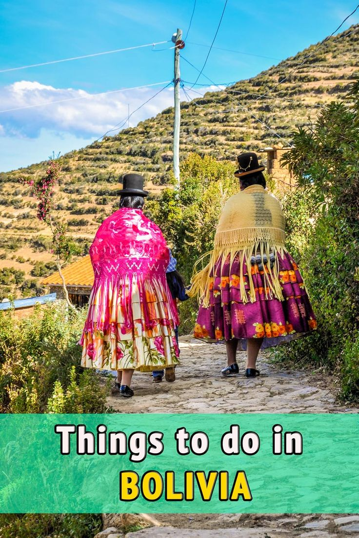 A 2-week travel itinerary to explore the beauties of Bolivia. Things to do and see in Bolivia. Best landscapes, cities, cultural sights, culinary curiosities, and much more.