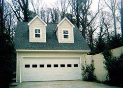 Eagle Ridge garage