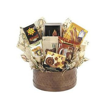 29 best coffee lovers gift baskets images on pinterest coffee coffee gift baskets montreal chocolatecoffeecookie les paniers efd negle Image collections