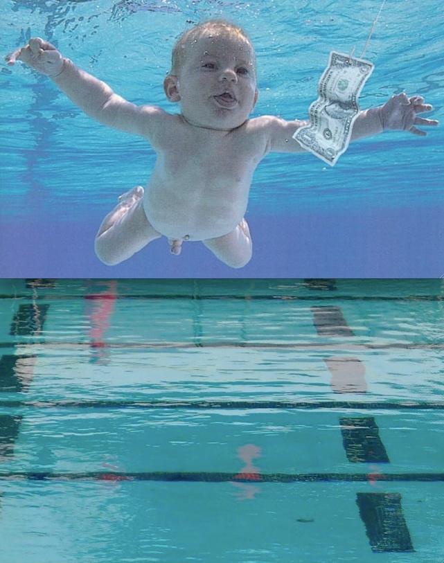 Nirvana Nevermind (1991)  Rose Bowl Aquatics Center Pool  1001 Rose Bowl Drive Pasadena, Calif.
