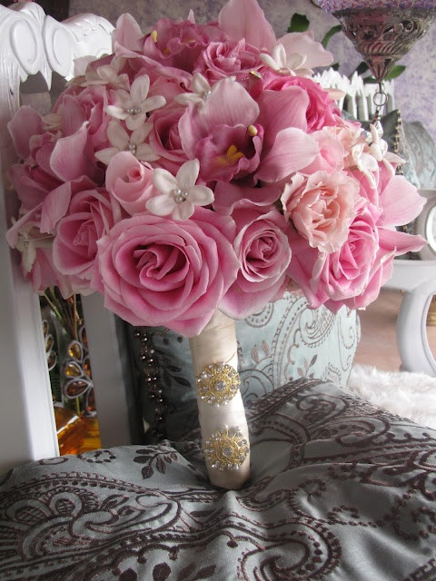 60 best Shades of pink bouquets images on Pinterest | Bridal ...