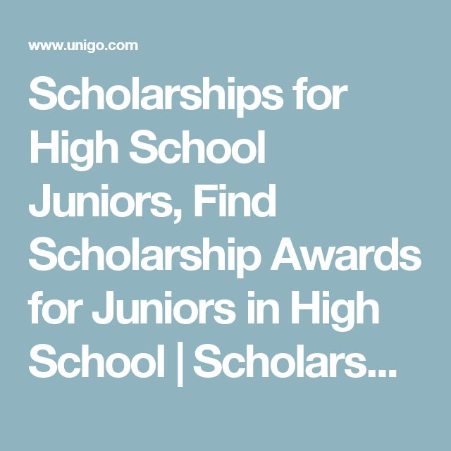 College High School: 1000+ Ideas About High School Scholarships On Pinterest