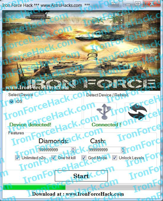 How to improve iron force gaming with iron force cheats? Check it out http://ironforcehack.com/