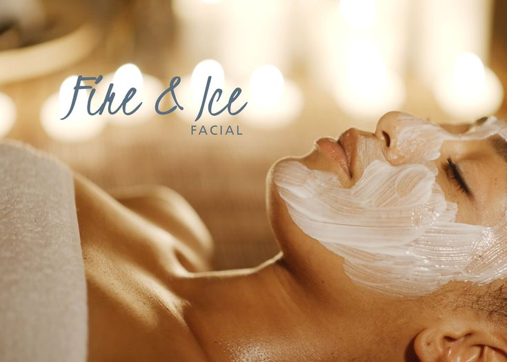 Indulge in our seasonal treatment, the Fire & Ice Facial ❄️🔥   This uses dual action cooling and warming properties to wake up and refresh dull, sluggish winter skin. Our all-natural hot treatment uses warming spices to stimulate the circulatory system (which is basically exercise for your skin). This is followed by soothing cooling products that reduce redness, shrinks pores and improves elasticity 🙌🏽 This facial leaves you with revived, refined skin and a fresh glow! ✨