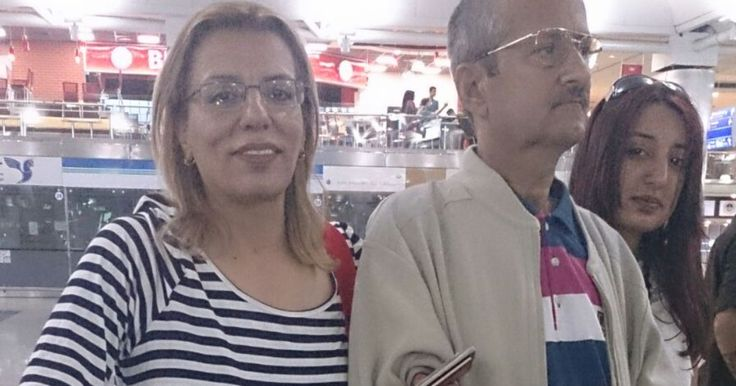 After a 21-month journey that scattered Amal Saleh's family around the world and left one of them dead, the Syrian refugee finds herself scared to leave her new home near Fort Lauderdale.