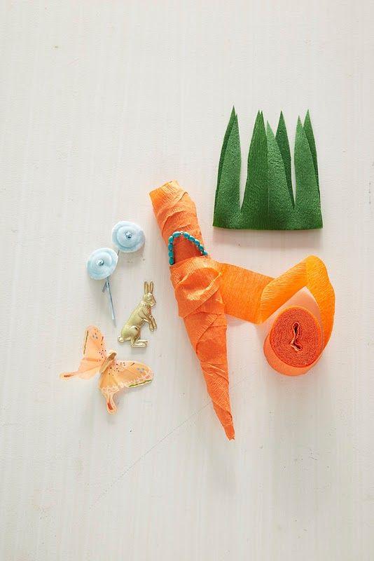zanahorias con sorpresa para cumples!