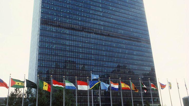 Yhdistyneet Kansakunnat, YK, on itsenäisten valtioiden vapaaehtoinen turvallisuus- ja yhteistyöjärjestö.