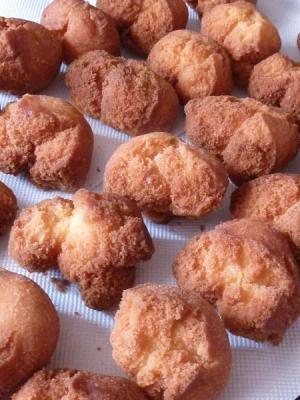 Okinawa Doughnuts 沖縄ドーナッツ・サーターアンダギー