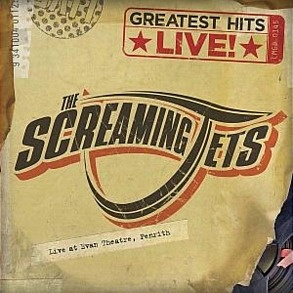 Screaming jets - sad song