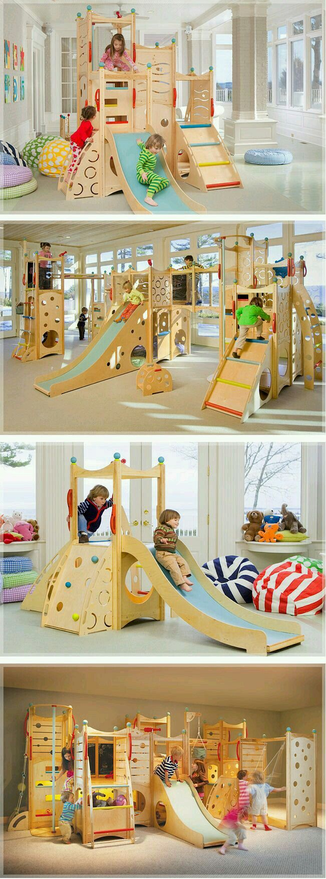 Classy Clutter: DIY Kids Christmas Gift Ideas - Totally Inspired Tuesday by  Mallory | projects to try | Pinterest | Gym, Frugal and Indoor jungle gym