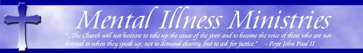Mental Illness Ministries Home Page