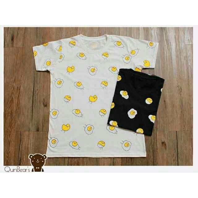 Saya menjual Kaos wanita / big telur dadar full print / kaos lengan pendek / size XL seharga Rp45.000. Dapatkan produk ini hanya di Shopee! https://shopee.co.id/ssfashionkaos/660889604 #ShopeeID