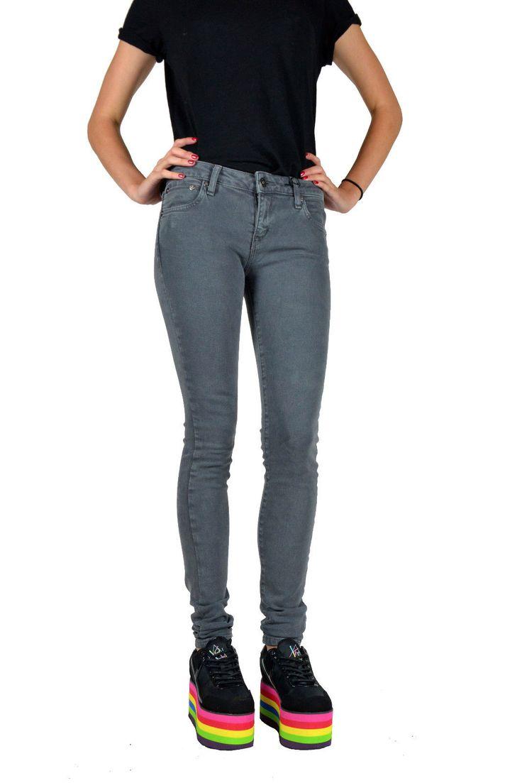 Kill City Lip Service Gothic Vintage Sla Punk Rocker Stretch Skinny Jeans Pants