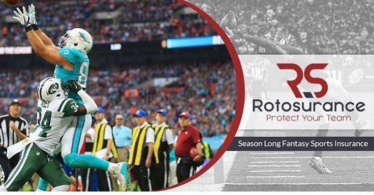 Did you guys know that you can not buy insurance on the #fantasy players you have on your team!? That means that if you own Antonio Brown and he goes down you can get your leagues entry fee refunded if you lose because of the injury! Learn more at Rotosurance.com and save 20% off your premium with LETSTALKFF --- photo courtesy of Rotosurance - #nfl #fantasyfootball #fantasylife #fantasy2017 #fantasyworld #fantasydraft #fantasyinsurance #halloffame #halloffamegame #halloffamer…