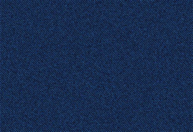 Background Of Blue Jeans Denim Texture Premium Vector In