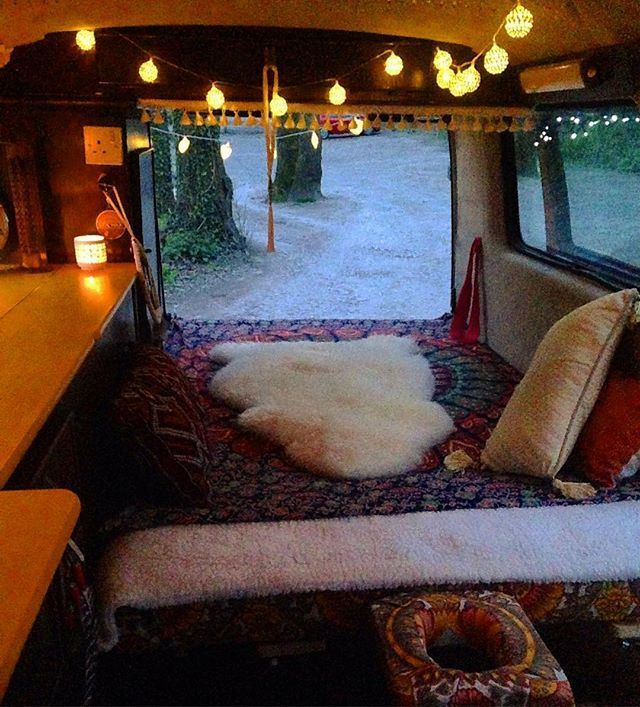 Image result for boho van