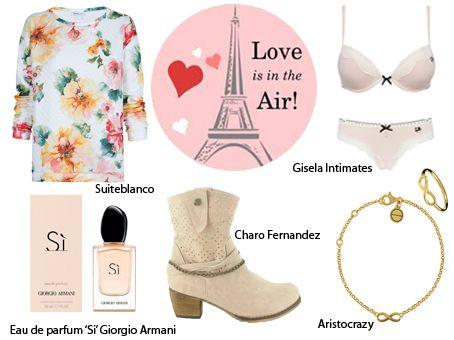 San Valentin. Ideas para regalar