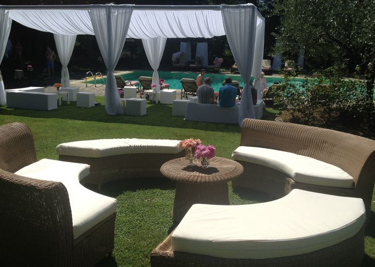 Esmeralda Garden or Lounge furniture #guidilenci All Rights Reserved GUIDI LENCI www.guidilenci.com