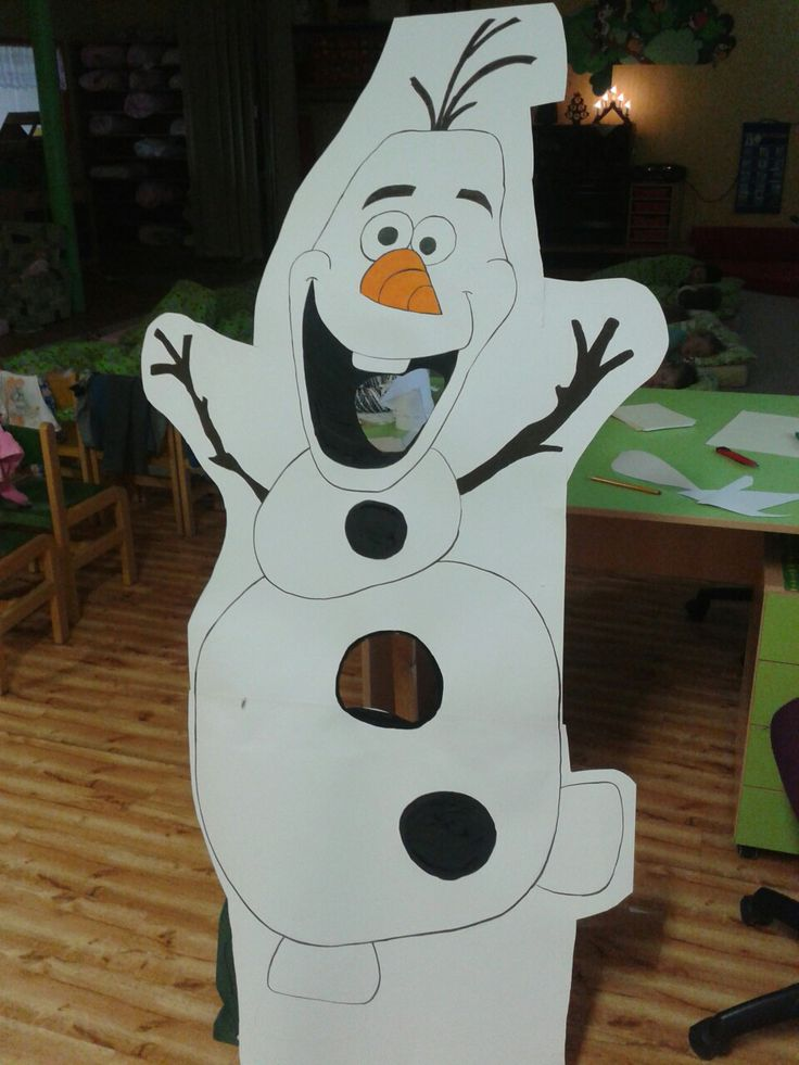 Prohazovadlo Olaf