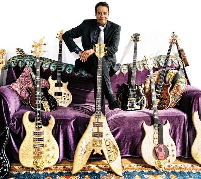 Stanley Clarke -  A Bass Man and His Upright Desires